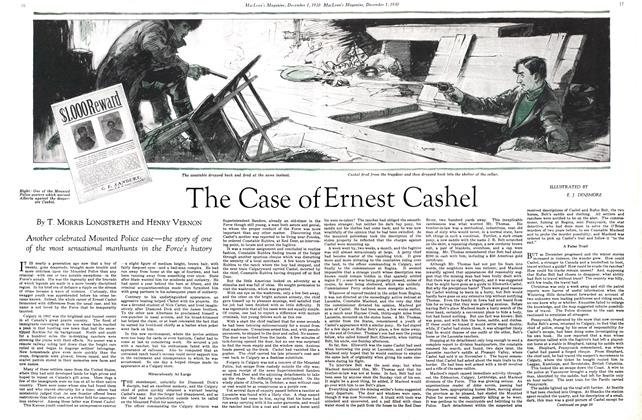 The Case of Ernest Cashel