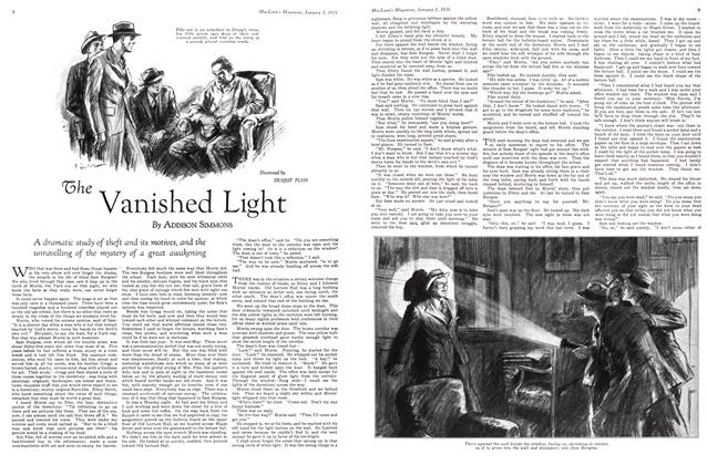 The Vanished Light