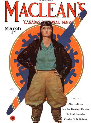 March 1st 1931 | Maclean's