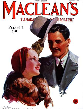 Cover for the April 1 1931 issue