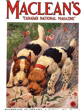 Cover for the May 1 1931 issue