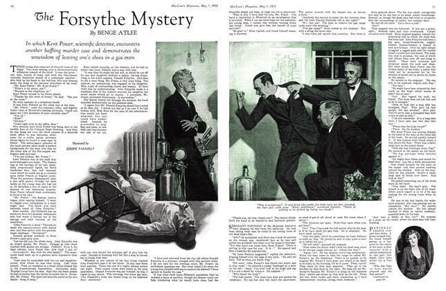 The Forsythe Mystery