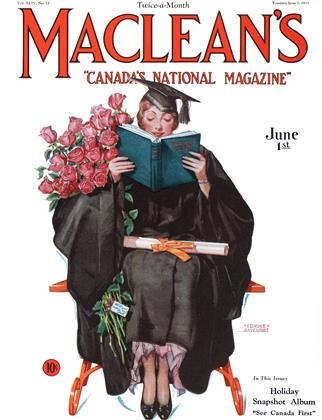 Cover for the June 1 1931 issue