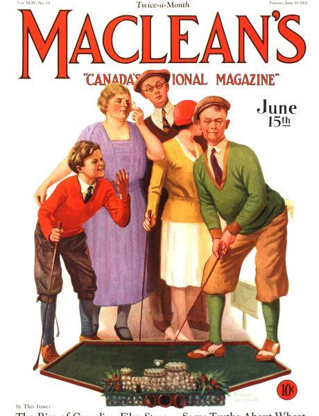 Issue: - June 1931 | Maclean's