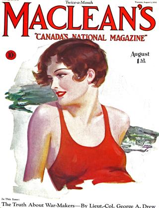 Cover for the August 1 1931 issue