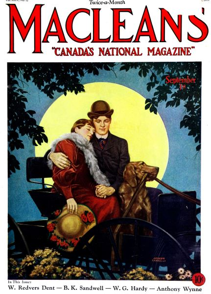 Issue: - September 1st 1931 | Maclean's