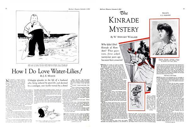 The KINRADE MYSTERY