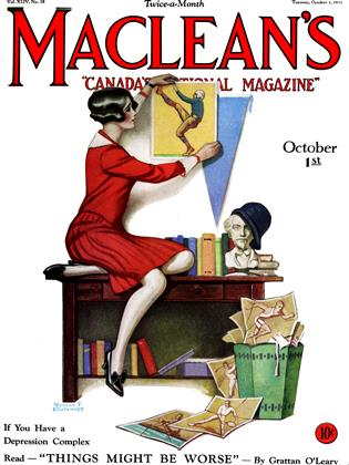 Cover for the October 1 1931 issue