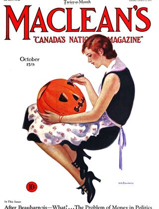 Cover for the October 15 1931 issue