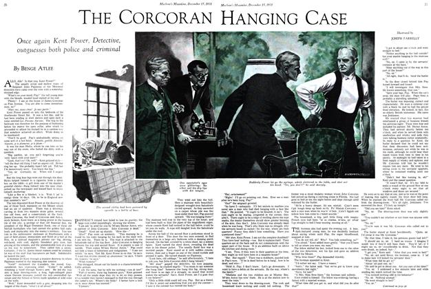 THE CORCORAN HANGING CASE