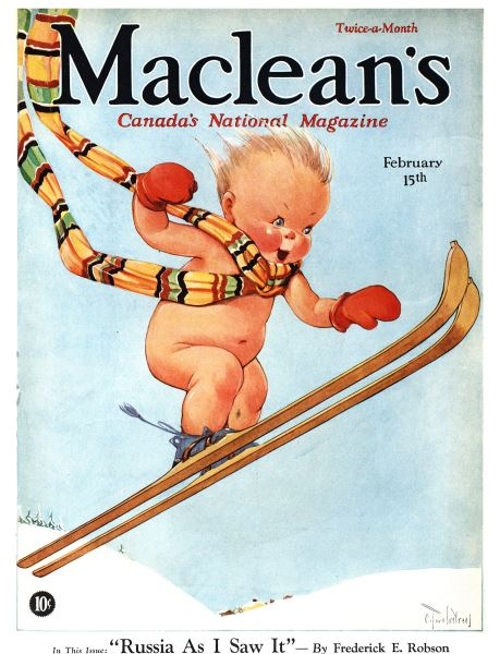Issue: - February 15th 1932 | Maclean's