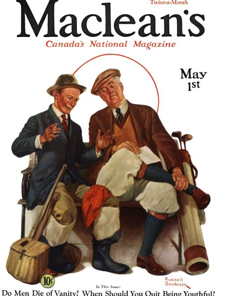 Issue: - May 1st 1932 | Maclean's