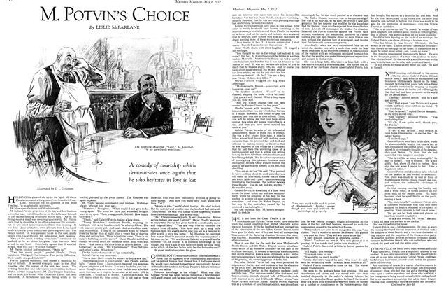 M. POTVIN'S CHOICE
