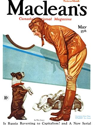 Cover for the May 15 1932 issue