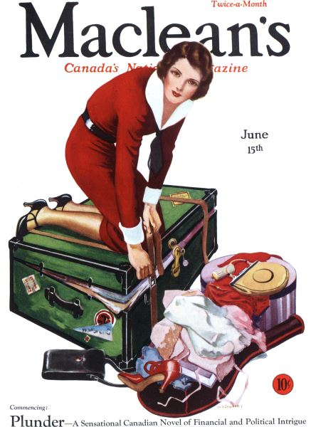 Issue: - June 15th 1932 | Maclean's