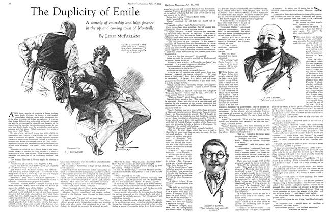 The Duplicity of Emile