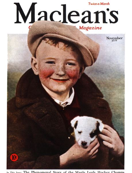 Issue: - November 15TH 1932 | Maclean's