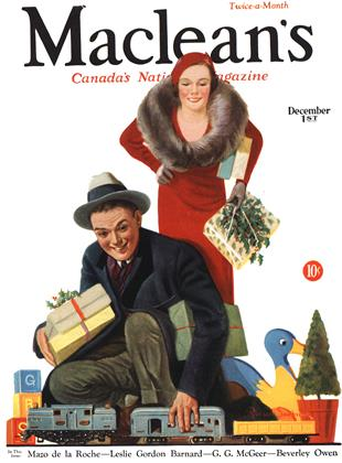 Cover for the December 1 1932 issue