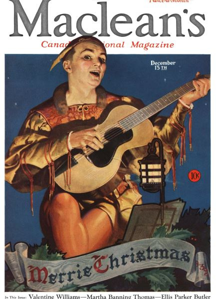 Issue: - December 15TH 1932 | Maclean's