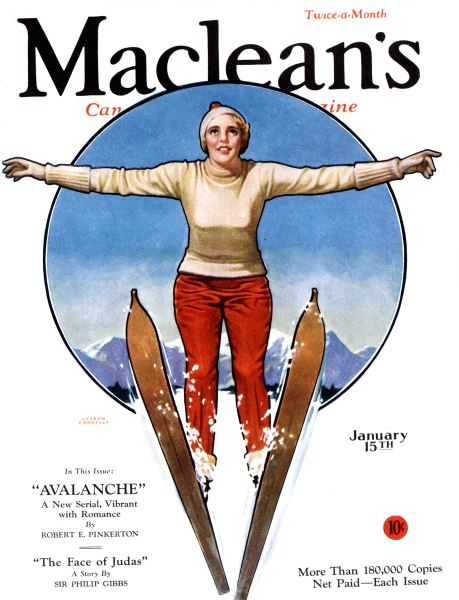 Issue: - January 15TH 1933 | Maclean's