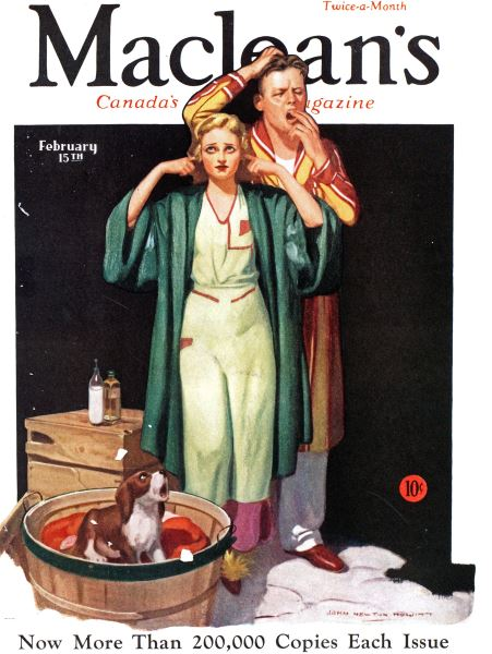 Issue: - February 15TH 1933 | Maclean's