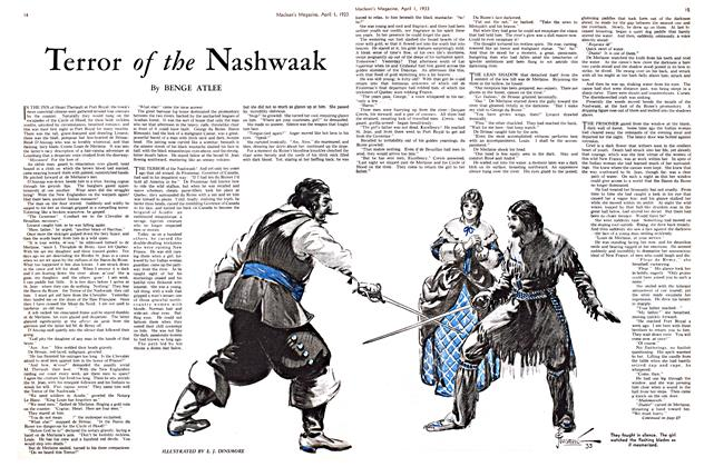Terror of the Nashwaak