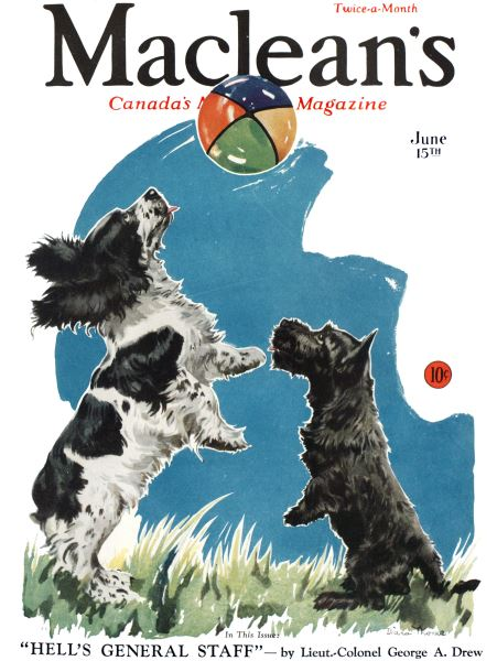 Issue: - JUNE 1 5TH, 1933 | Maclean's