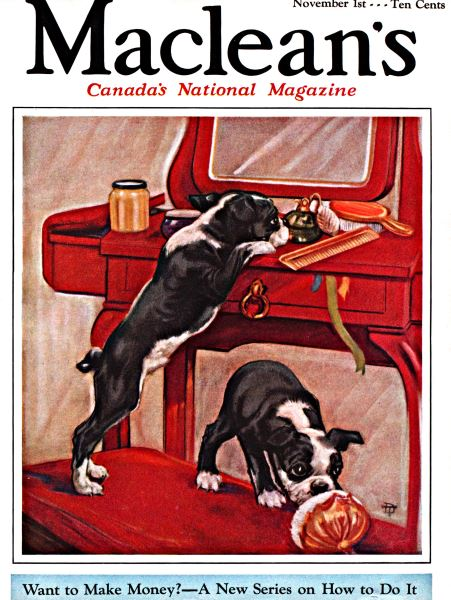 Issue: - November 1st 1933 | Maclean's