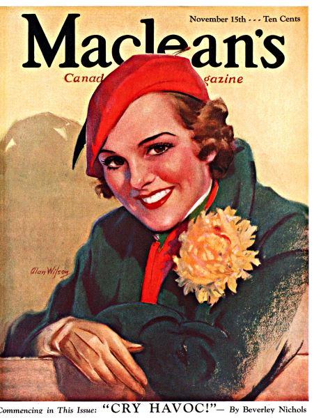 Issue: - November 1933 | Maclean's
