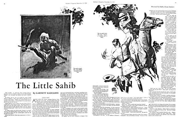 The Little Sahib