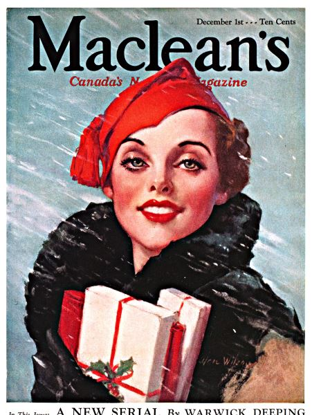 Issue: - December 1933 | Maclean's