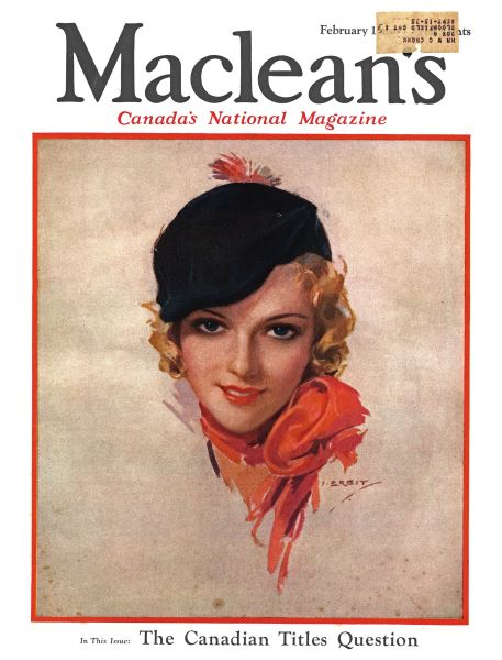 Issue: - February 1934 | Maclean's