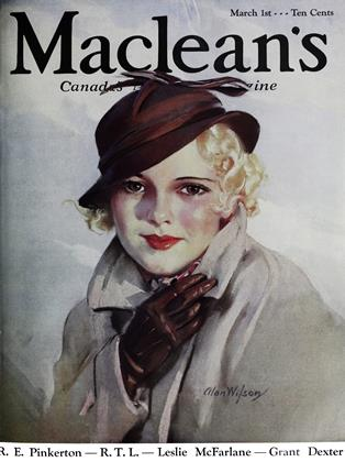 Cover for the March 1 1934 issue