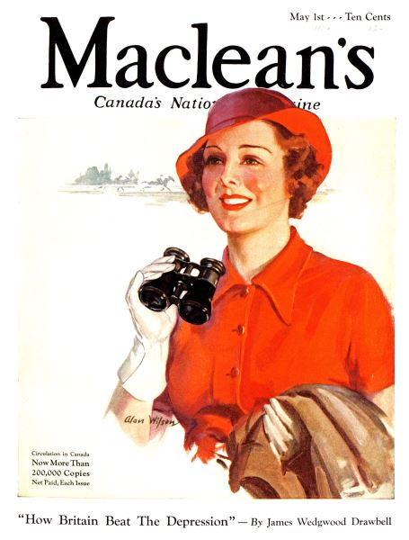 Issue: - May 1st 1934 | Maclean's