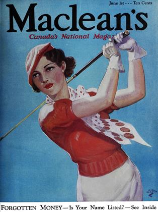 Cover for the June 1 1934 issue