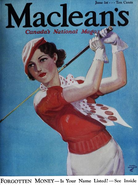 Issue: - June 1st 1934 | Maclean's