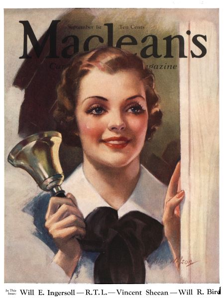 Issue: - September 1934 | Maclean's
