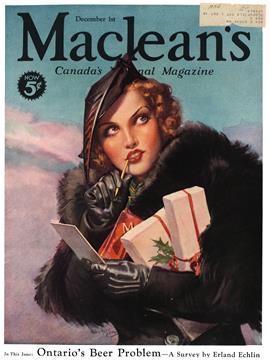 1934 - December | Maclean's