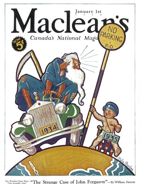 Issue: - January 1st 1935 | Maclean's