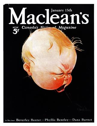 Cover for the January 15 1935 issue