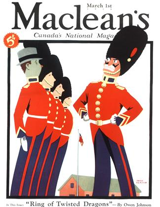 Cover for the March 1 1935 issue