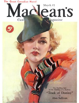 Cover for the March 15 1935 issue