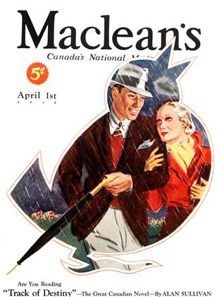 Cover for the April 1 1935 issue