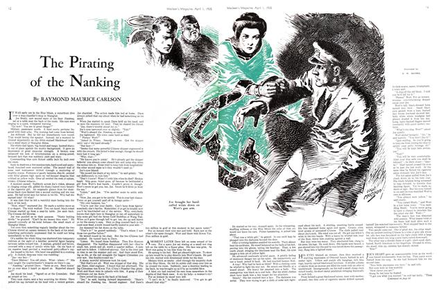 The Pirating of the Nanking