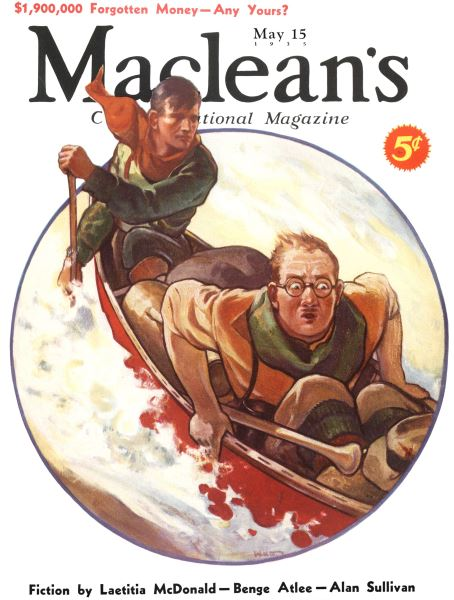 Issue: - May 1935 | Maclean's