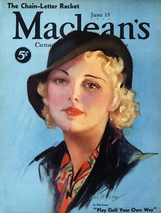 Cover for the June 15 1935 issue