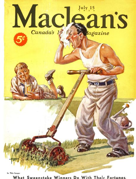 Issue: - July 1935 | Maclean's