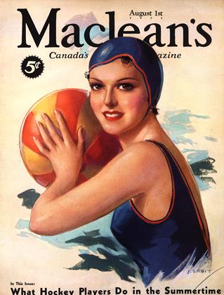 Cover for the August 1 1935 issue