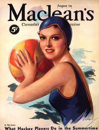 August 1st 1935 | Maclean's