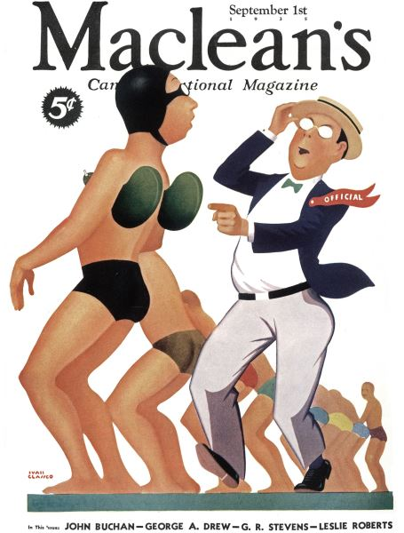 Issue: - September 1st 1935 | Maclean's
